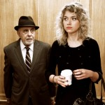 George Morfogen and Imogen Poots in She's Funny That Way