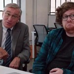 Robert De Niro and Zack Pearlman in The Intern
