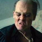 Johnny Depp as Whitey Bulger in Black Mass