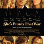 She's Funny That Way movie poster