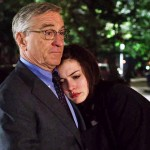 Robert De Niro and Anne Hathaway in The Intern