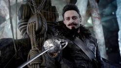 Hugh Jackman as Captain Blackbeard in PAN