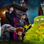 The gang in Hotel Transylvania 2