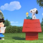 A scene from The Peanuts Movie