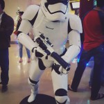 Photos from the premiere in Mumbai, India of Star Wars: The Force Awakens