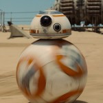 BB8 in Star Wars: The Force Awakens