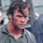 Chris Hemsworth in In the Heart of the Sea
