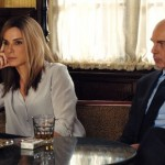 Sandra Bullock and Billy Bob Thornton in Our Brand Is Crisis