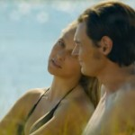 Teresa Palmer and Ben Walker in The Choice