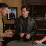 Eric Bana and Chris Pine in The Finest Hours