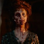 A zombie in Pride and Prejudice and Zombies