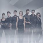 Team pic of the cast of Allegiant