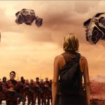 Those ships in Allegiant look awesome, almost animal like. Kudos to the designers.