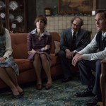 Vera Farmiga, Frances O'Connor, Simon McBurney, Patrick Wilson in The Conjuring 2