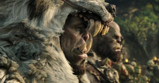 The Orcs in Warcraft