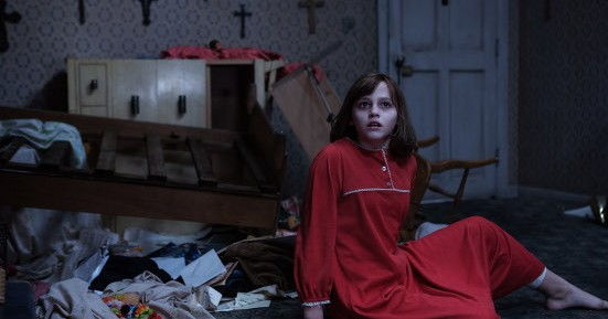 Madison Wolfe in The Conjuring 2