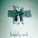 Lights Out movie poster