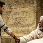 Ben-Hur meets Morgan Freeman as Morgan Freeman in Ben-Hur