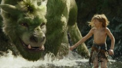 Eliot and Pete in Pete's Dragon