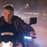Matt Damon as and in Jason Bourne