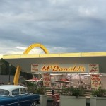 One of the first McDs in The Founder