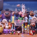 A scene from Sing
