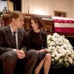 Peter Sarsgaard and Natalie Portman in Jackie