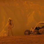 A scene on Mars from The Space Between Us