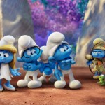 A scene from Smurfs: The Lost Village