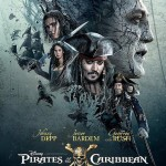 Pirates of the Caribbean: Dead Men Tell No Tales or Salazar's Revenge movie poster