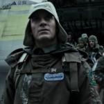 Michael Fassbender in Alien: Covenant