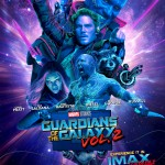 in Guardians of the Galaxy Vol 2 alternative movie poster