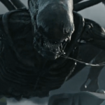Say cheese Mr Alien in Alien: Covenant