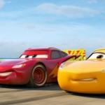 McQueen with Cruz in Cars 3