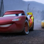 McQueen with Cruz in Cars 3