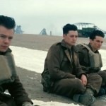 A scene from Dunkirk