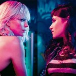 Charlize Theron and Sofia Boutella in Atomic Blonde