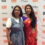 Swati Sharan with Rimi Das