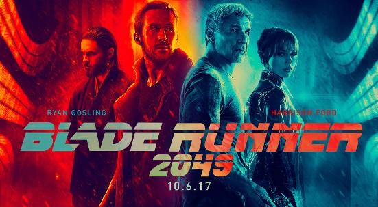 Blade Runner 2049 movie poster