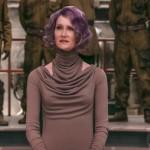 Vice Admiral Holdo (Laura Dern) in Star Wars: The Last Jedi