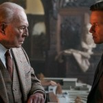 Christopher Plummer and Mark Wahlberg in All the Money in the World